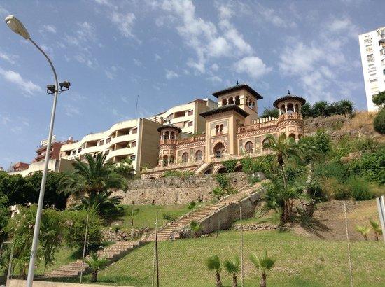 Hotel Don Paquito: На улицах Торремолиноса