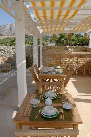 Villa delle Palme Delfina: prima colazione