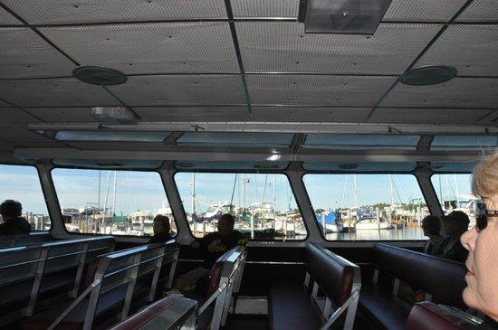 Shepler's Lighthouse Cruises : Shepler's Ferry Boat