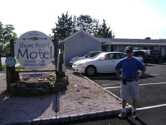 Shore Point Motel: Shore Pt.
