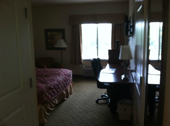 Sleep Inn & Suites of Panama CIty Beach: Entrance