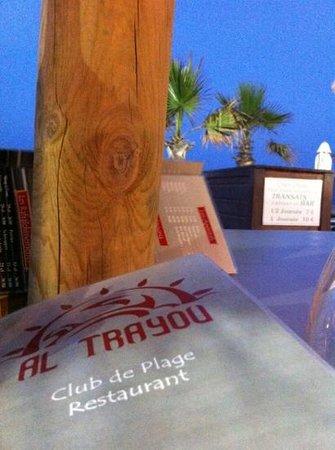 El Trayou : Al Trayou Août 2013