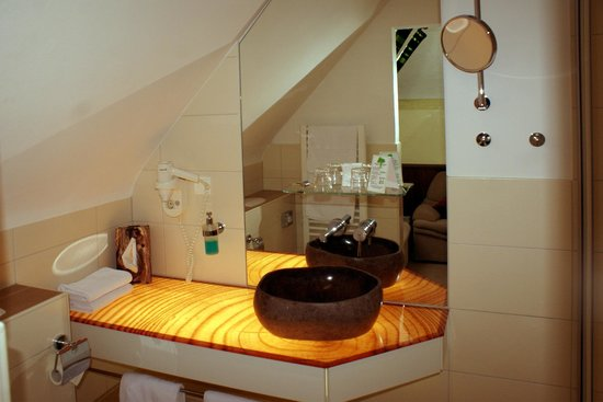 Hotel Zum Walde: Salle de bains