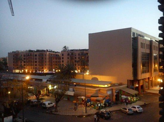 Assounfou Apart-Hotel: The view