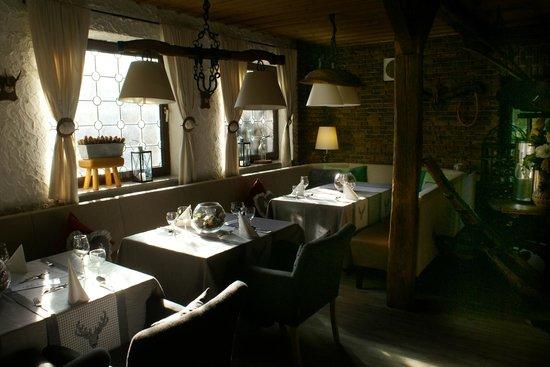 Hotel Zum Walde: Restaurant