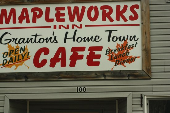 Mapleworks Cafe and Bar