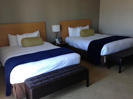 Cova Hotel: Onze kamer
