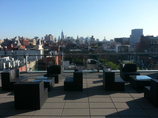 Lovely The Nolitan Hotel: View From The Roof Terrace Amazing Ideas