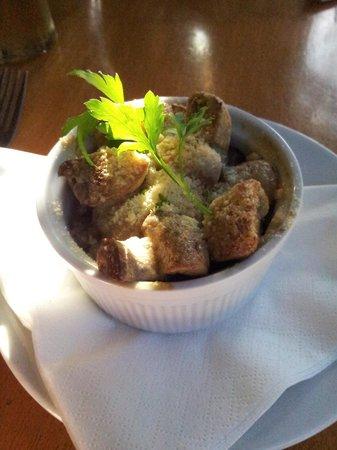 Beresford's Restaurant & Pub : Mushrooms