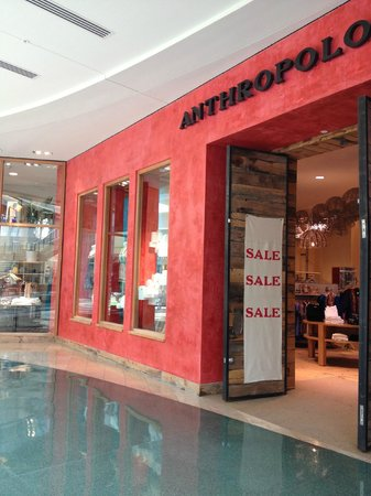 The Mall at Millenia: anthropologie
