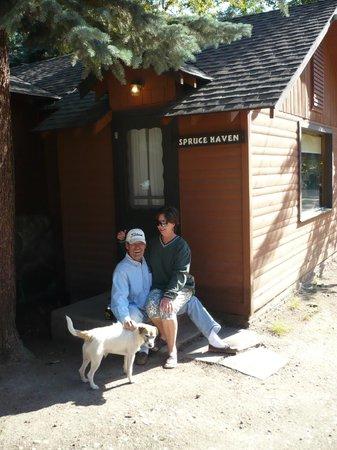Glacier Lodge : Our Cabin