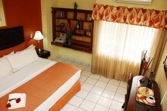 Aparthotel Guijarros: Habitacion Ejecutiva