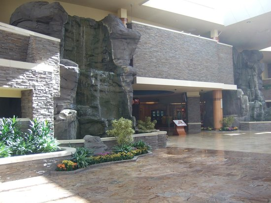 The Tower at Turning Stone Resort: Lobby area