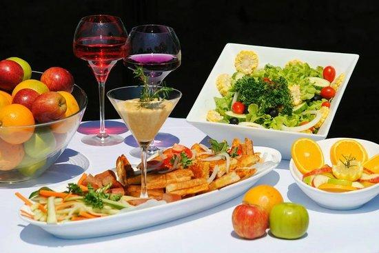 Tungeni Von Bach Dam Resort: Good food