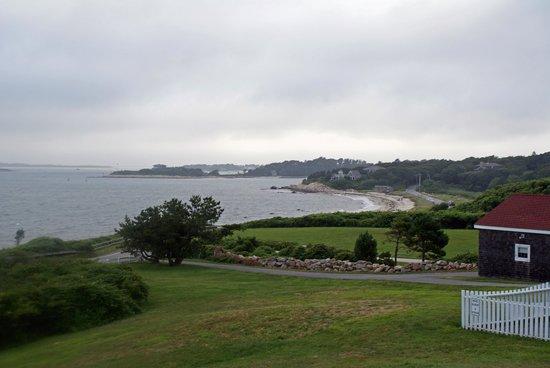 Nobska Point Lighthouse : ocean view 1