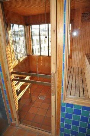 Scandic Hotel Portalen: Sauna