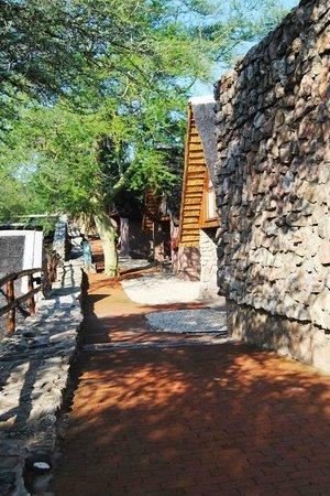 Tungeni Von Bach Dam Resort: Some of the rooms