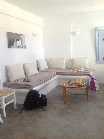 Sun Anemos Resort: зона отдыха