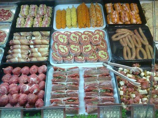 Boncarni: alcune specialità