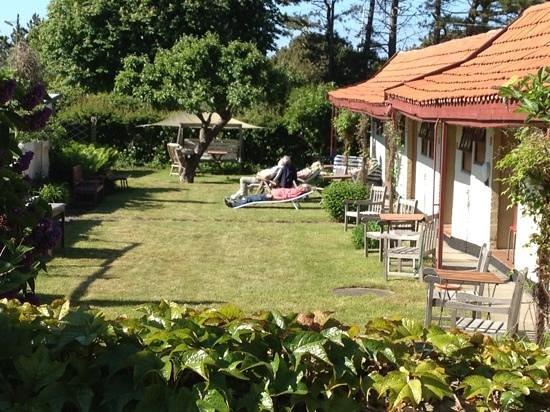 Liselaengen i Liseleje : haven på Liselængen