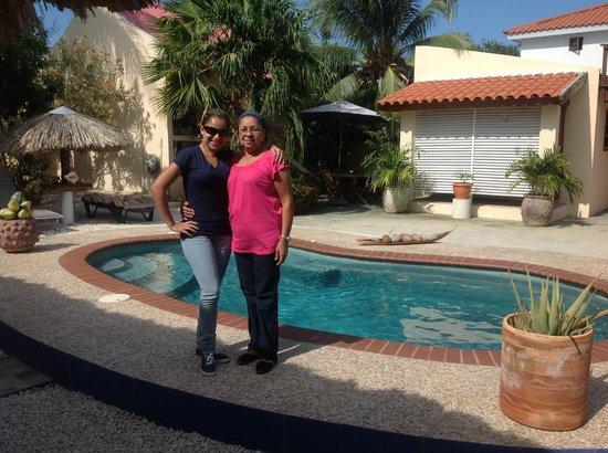 Villa Punta Salina: Foto de Despedida tomada por