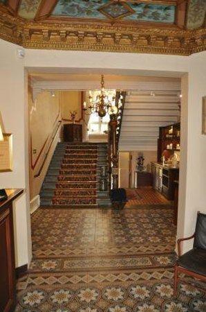 Hotel Royal Gothenburg: Fahrstuhl gibt es auch