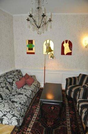 Hotel Royal Gothenburg: Lesebereich