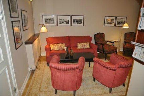Hotel Royal Gothenburg: hier kann man sich gut zurück ziehen
