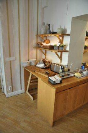 Hotel Royal Gothenburg: leckeres Frühstück