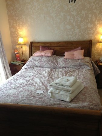The Watergardens B&B: Gorgeous room