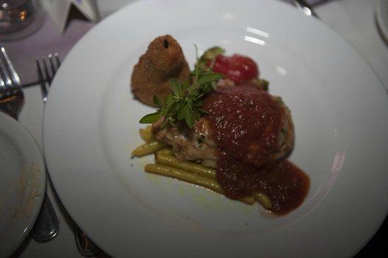 Bonnie View Inn: Parmesan Chicken
