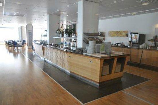 Scandic S:t Jorgen: großer Speisesaal