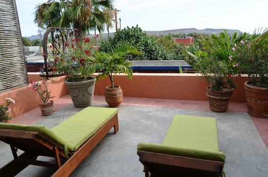 Hotel California: View