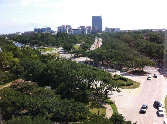 Hotel ZaZa Houston : View