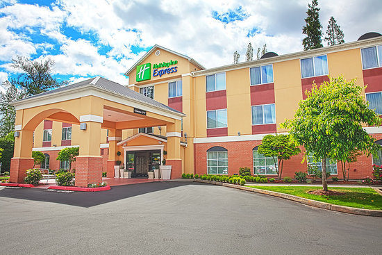 Holiday Inn Express Bothell-Canyon Park (I-405) : Hotel Exterior