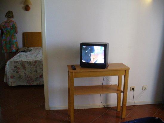 Turim Estrela do Vau Hotel: TELEVISOR