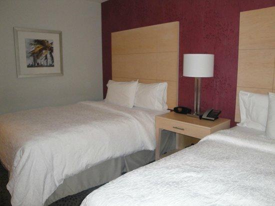 Hampton Inn & Suites by Hilton - Miami/Brickell-Downtown: Habitación doble