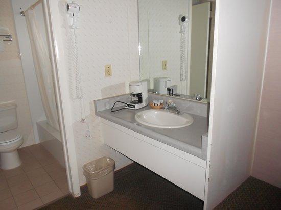 Appletree Inn: bathroom