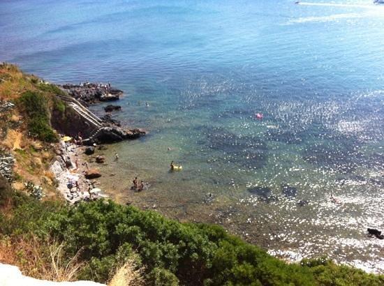 Hotel Baia di Talamone: acqua limpida