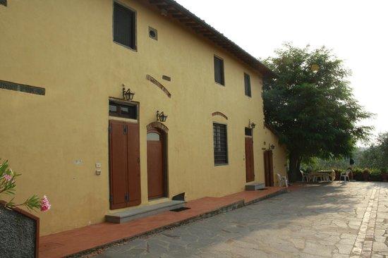 Agriturismo I Casalini: Maison