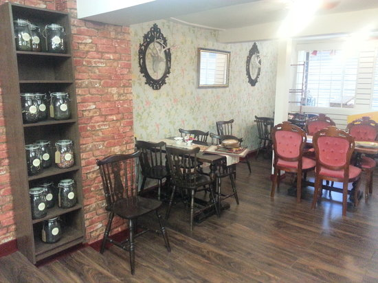 Interior - Picture of Remember Me Tea Rooms, Stockton-on-Tees ...