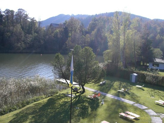 Gästehaus Edeltraud am See: Garten
