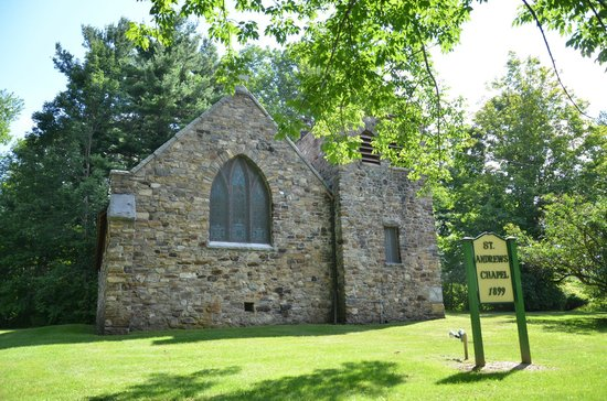 Berkshires, MA: St. Andrews, Washington, MA