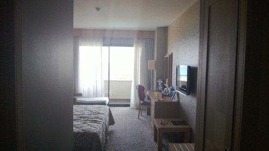Avantgarde Hotel & Resort: 2427 Номер для двоих очень даже не плох.