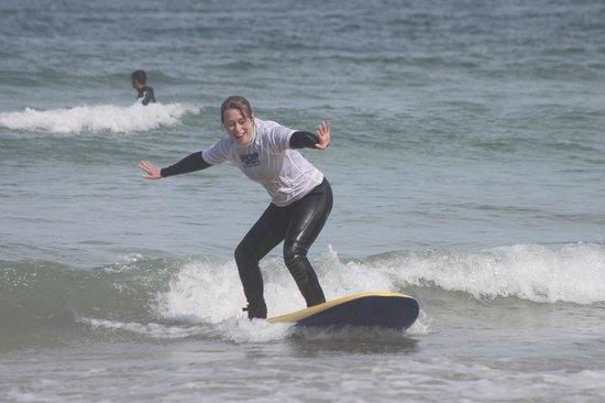 Surfing the Dream Surf School: Surfs Up!