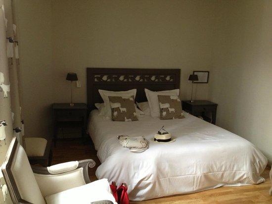 Hotel de L'Amphitheatre : notre chambre