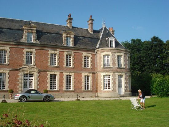 Chateau de Behen: Not a bad place to stay!
