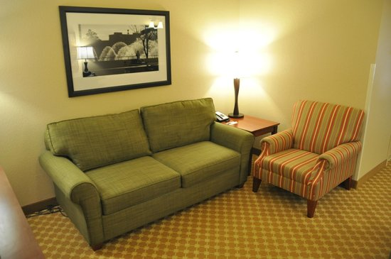 Country Inn & Suites By Carlson, Champaign North: Suite