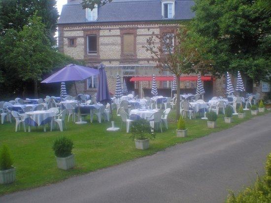 Ferme de la Grande Cour: façade de l'hotel-restaurant