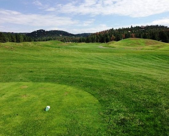 The Links at Sierra Blanca: The Links Golf Course Hole Two